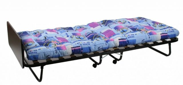 Кровать-тумба Мотель Премиум