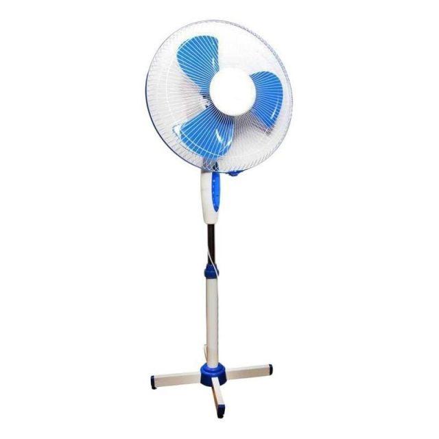 Вентилятор напольный LIRA LR 1101 синий
