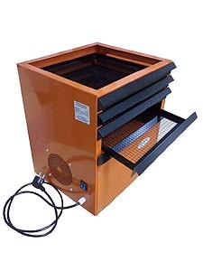 Электросушилка Рыжик-Супер(5М) 5поддонов, керамический нагревательный элемент